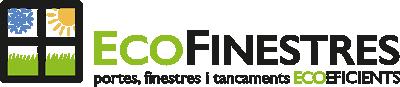 Ecofinestres Logo